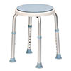 Drive DeVilbiss Bath Stool with Rotating Seat - 12004SWIVKDR profile small image view 1