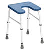 Drive DeVilbiss Cowley Freestanding Shower Stool - 121PU profile small image view 1