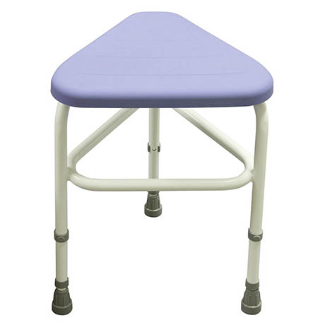 Drive DeVilbiss Belmont Corner Shower Stool - 124