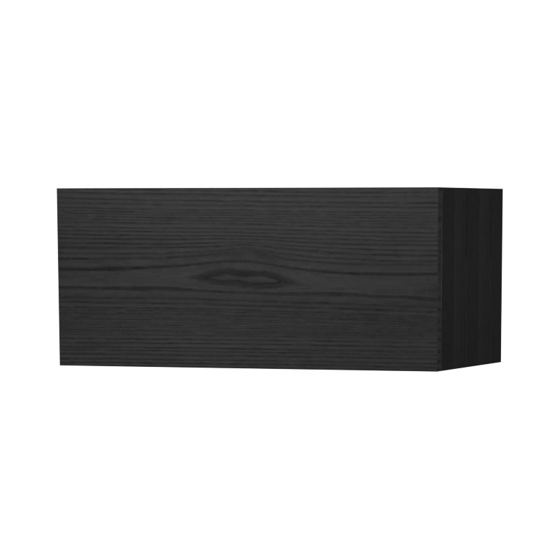 Miller - New York Horizontal Storage Cabinet - Black Large Image