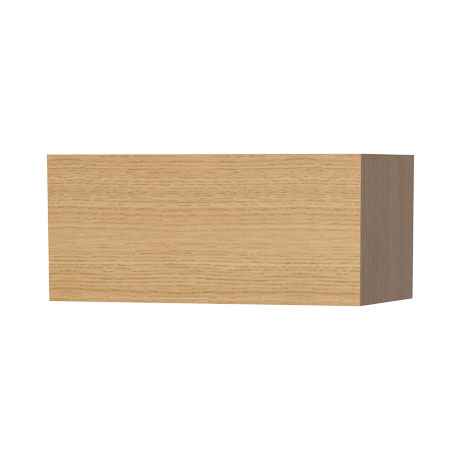 Miller - New York Horizontal Storage Cabinet - Oak