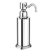Chatsworth Traditional Soap Dispenser - Chrome profile small image view 1