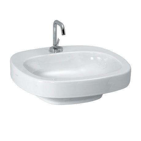 Laufen - Palomba 1 Tap Hole 510mm Countertop Basin - 12801(B)