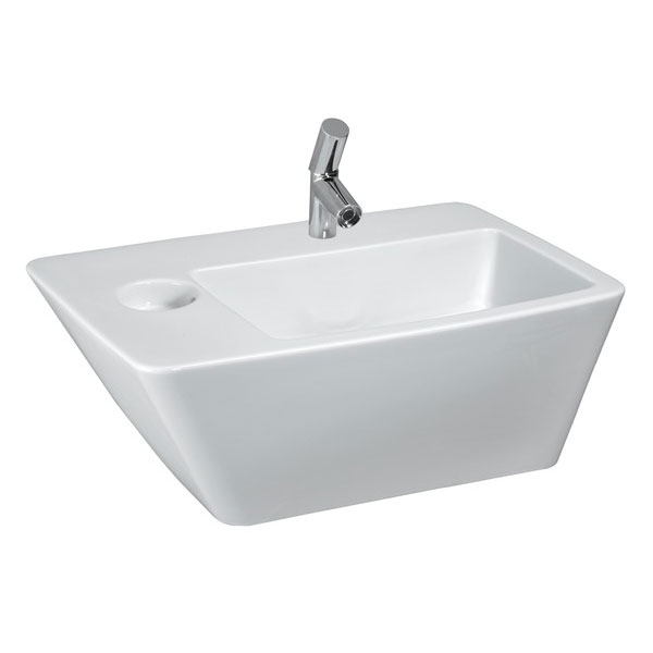 Laufen - Ilbagno Alessi dOt 1 Tap Hole 740mm Basin - 12905 Large Image