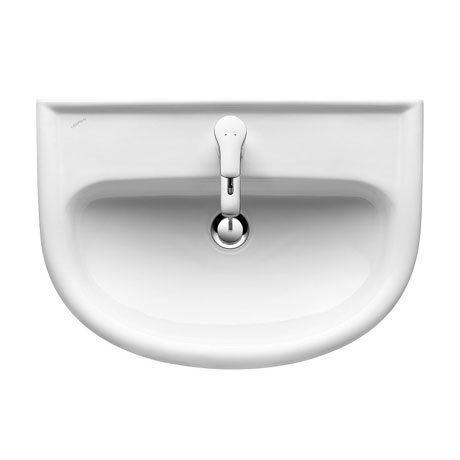 Laufen - Pro 1 Tap Hole 560mm Semi-Recessed Basin - 12951