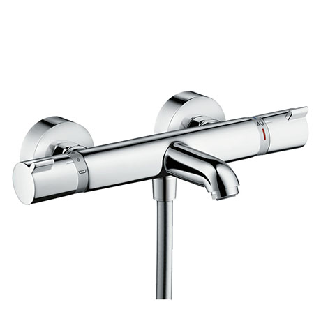 hansgrohe Ecostat Comfort Thermostatic Exposed Bath Shower Mixer - 13114000