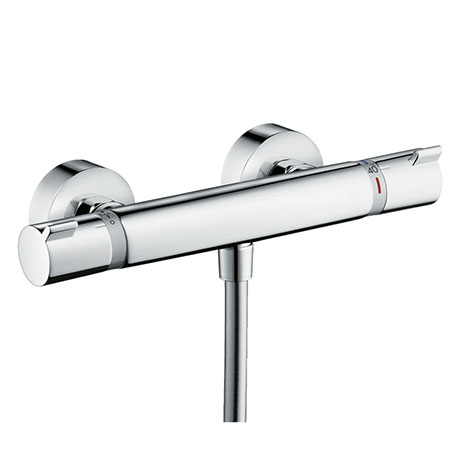 hansgrohe Ecostat Comfort Thermostatic Exposed Shower Mixer - 13116000