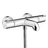 Hansgrohe MyFox Exposed Single Lever Bath Shower Mixer - 13154000 profile small image view 1
