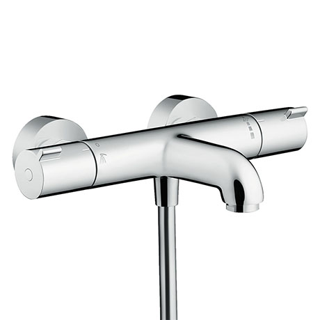 hansgrohe Ecostat 1001 CL Thermostatic Exposed Bath Shower Mixer - 13201000