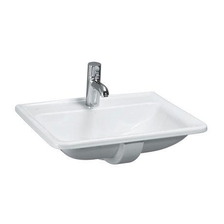 Laufen - Pro 1 Tap Hole 560mm Inset Basin - 13961