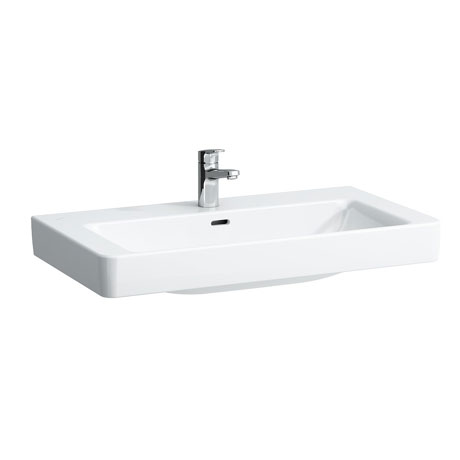 Laufen - Pro S 1 Tap Hole Basin - 2 x Size Options