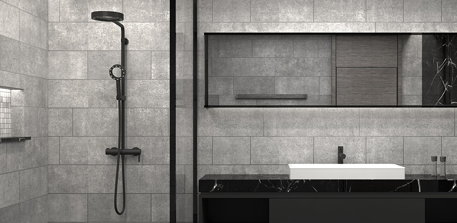 14 Fresh Shower Ideas