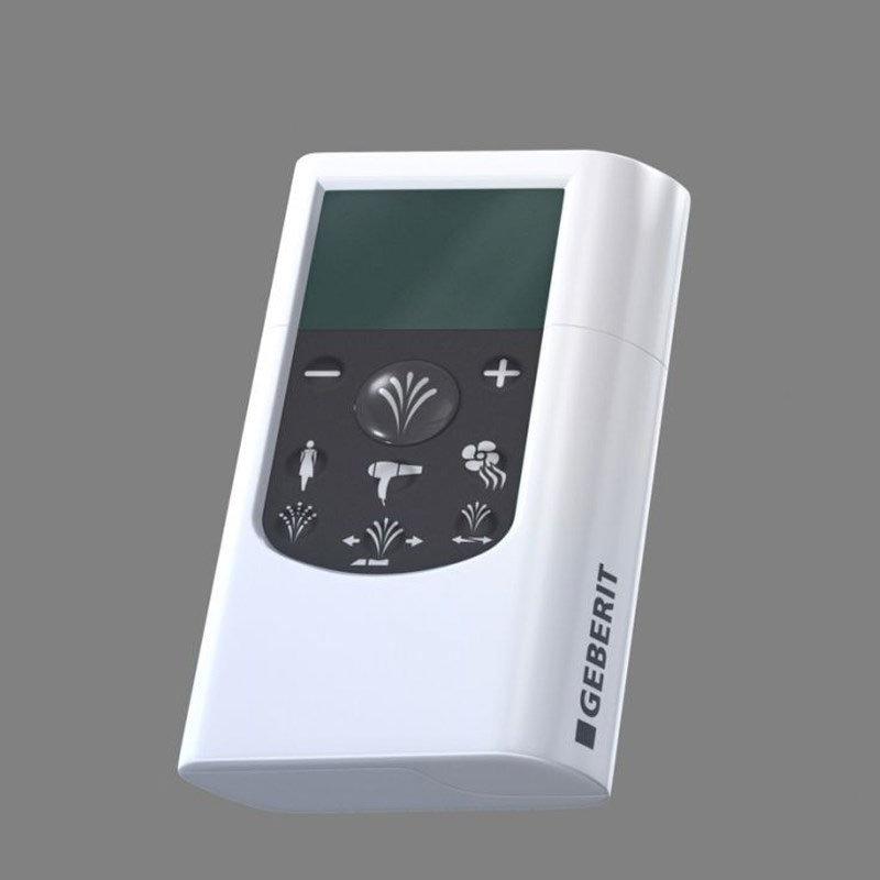 Geberit - AquaClean 5000 Plus Shower Soft Close Toilet Seat profile large image view 3
