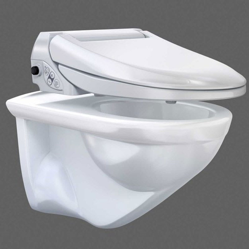 Geberit - AquaClean 4000 Shower Soft Close Toilet Seat Profile Large Image