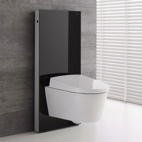 Geberit - AquaClean Sela Wall Hung Shower WC & Soft Close Seat profile large image view 5
