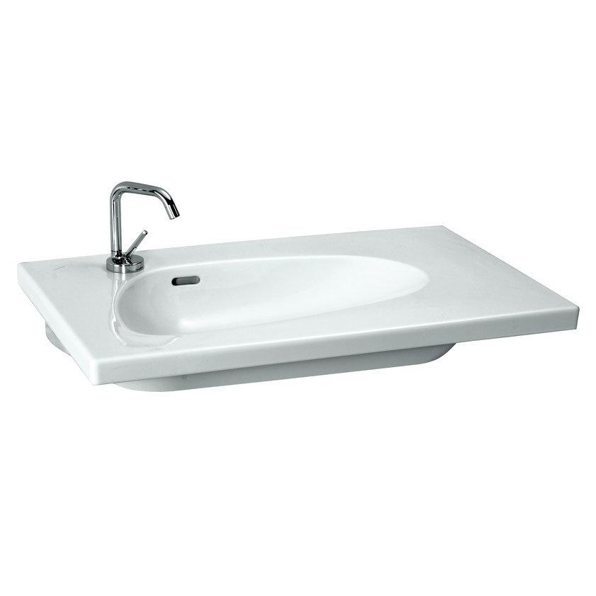 Laufen - Palomba 1 Tap Hole 800mm Countertop Basin - 14804104 Large Image