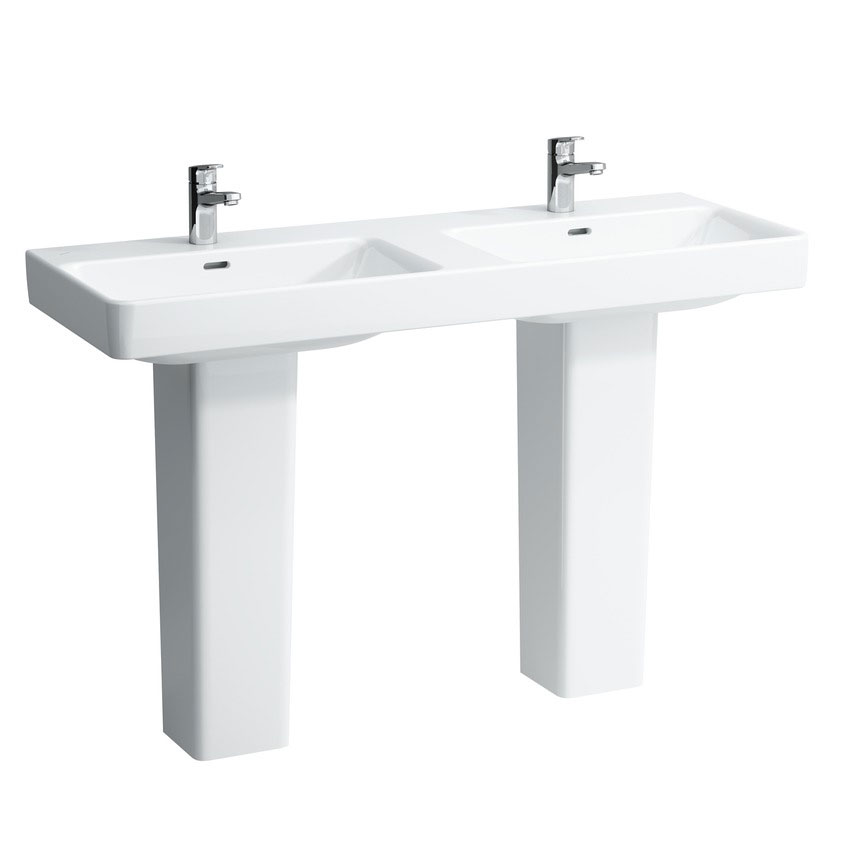 Laufen - Pro S 1300mm Double Basin - 14968 Feature Large Image