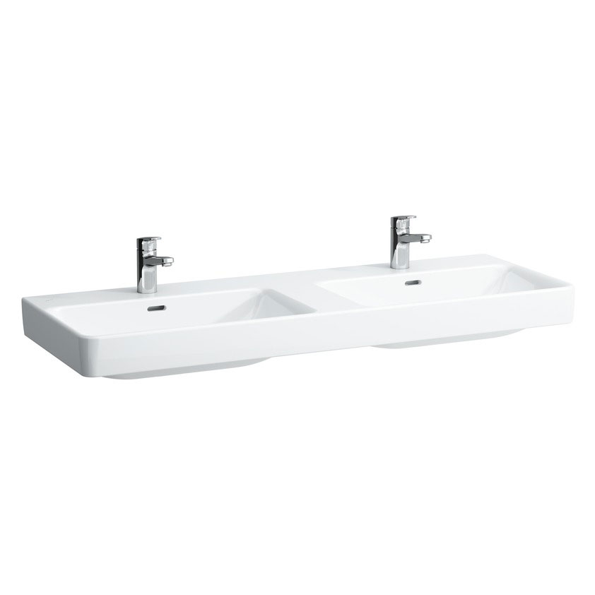 Laufen - Pro S 1300mm Double Basin - 14968 Large Image