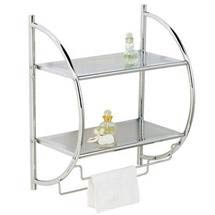 Wenko Exclusive Wall Rack - Chrome - 15173100 Medium Image