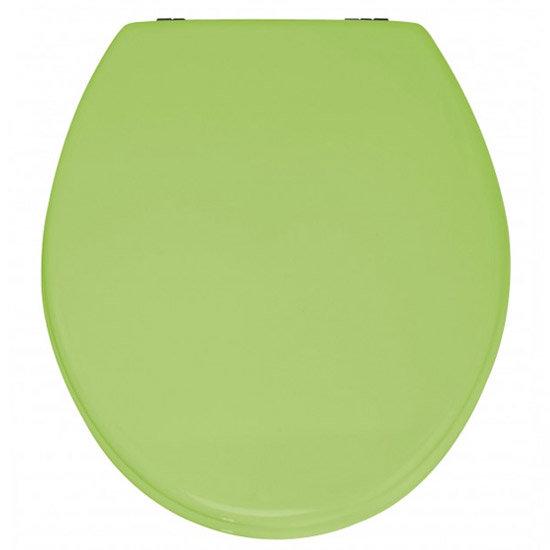 Wenko Prima MDF Toilet Seat - Anisgreen - 152225100 Large Image