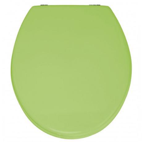 Wenko Prima MDF Toilet Seat - Anisgreen - 152225100