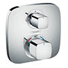 Hansgrohe Ecostat E Thermostat 1 Function Concealed Finish Set - 15707000 profile small image view 1