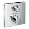 Hansgrohe Ecostat Square Thermostat 2 Function Concealed Finish Set - 15714000 profile small image view 1