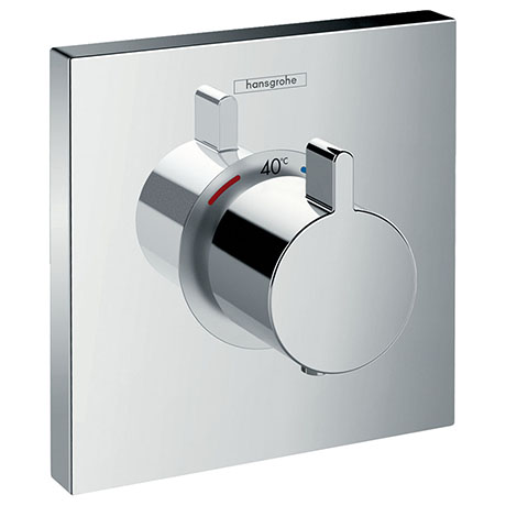 hansgrohe ShowerSelect HighFlow Thermostatic Mixer for Concealed Installation - 15760000