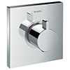 hansgrohe ShowerSelect HighFlow Thermostatic Mixer for Concealed Installation - 15760000 profile small image view 1