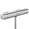 hansgrohe Ecostat E Thermostatic Exposed Shower Mixer - 15773000 profile small image view 1