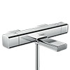 hansgrohe Ecostat E Thermostatic Exposed Bath Shower Mixer - 15774000 profile small image view 1