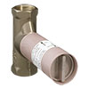 """hansgrohe Basic Set 40 l/min for Shut-off Valve ½"""" with Ceramic Disc - 15974180 profile small image view 1"""