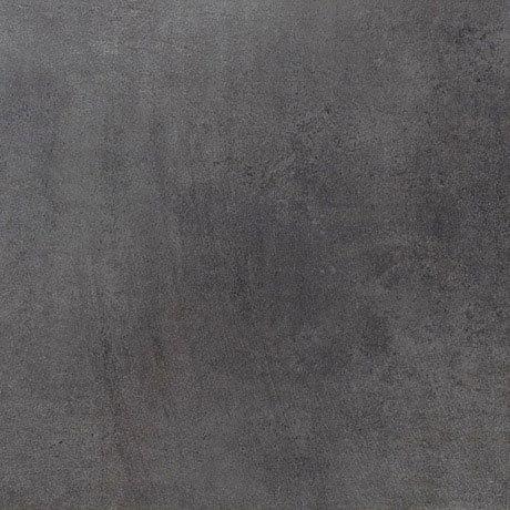 16 Taranto Matt Graphite Floor Tiles - 31.6 x 31.6cm