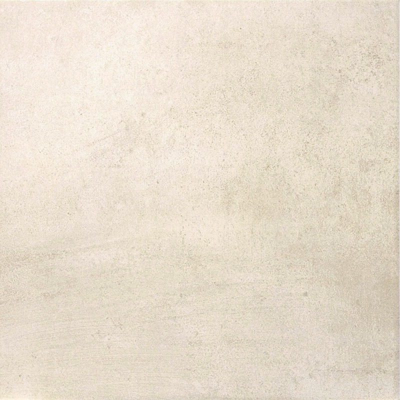 16 Taranto Matt White Floor Tiles - 31.6 x 31.6cm Large Image
