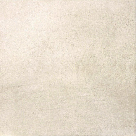 16 Taranto Matt White Floor Tiles - 31.6 x 31.6cm