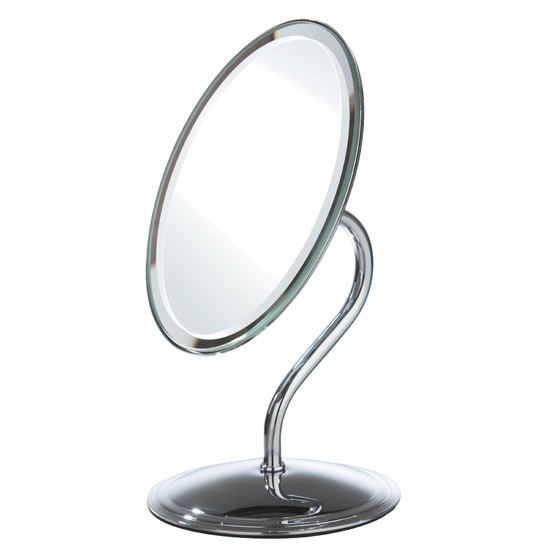 Omega Oval Desk Mirror - 1600179 profile large image view 1
