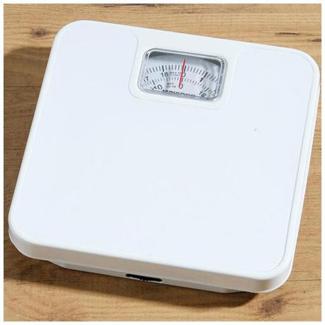 White Bathroom Scales - 1600386