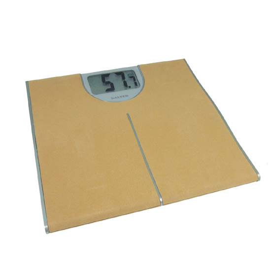 Salter Camel Colour Electronic Scales - 1600418 Large Image