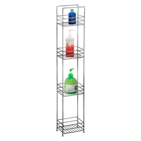 New Browse A Wide Selection Of Chrome Bathroom Furniture For Sale  Found By LaetitiaSmith13 Storage Rack Featuring Chrome Finish And Three Shelves Which Are Made Of Tempered Glass Thanks To The Small Dimensions Its Great For Tight