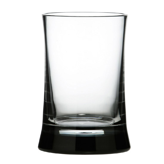 Black/Clear Acrylic Tumbler - 1601351 profile large image view 1