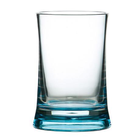 Turquoise/Clear Acrylic Tumbler - 1601359