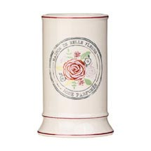 Belle Cream Ceramic Tumbler - 1601522 Medium Image