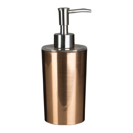 Shine Rose Gold Soap Dispenser - 1601579