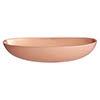 Madison Shine Copper Finish Soap Dish profile small image view 1