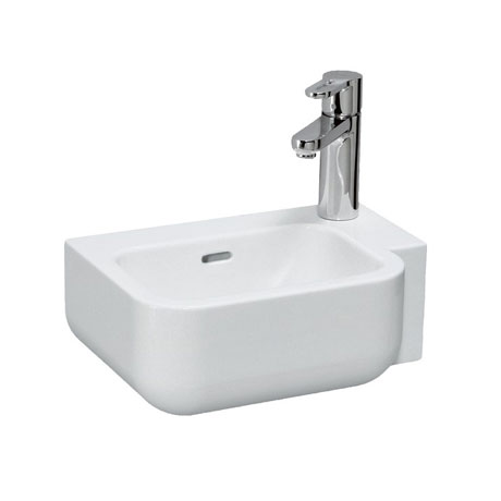 Laufen - Pro 1 Tap Hole 360mm Small Basin - 16675