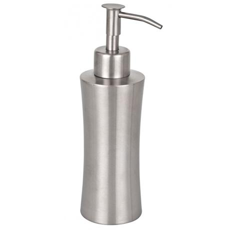 Wenko Pieno Soap Dispenser - Stainless Steel - 16739100