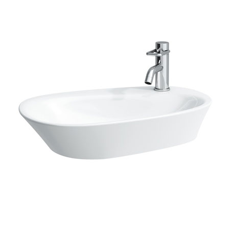Laufen - Palomba 1 Tap Hole 600mm Countertop Basin - 16803