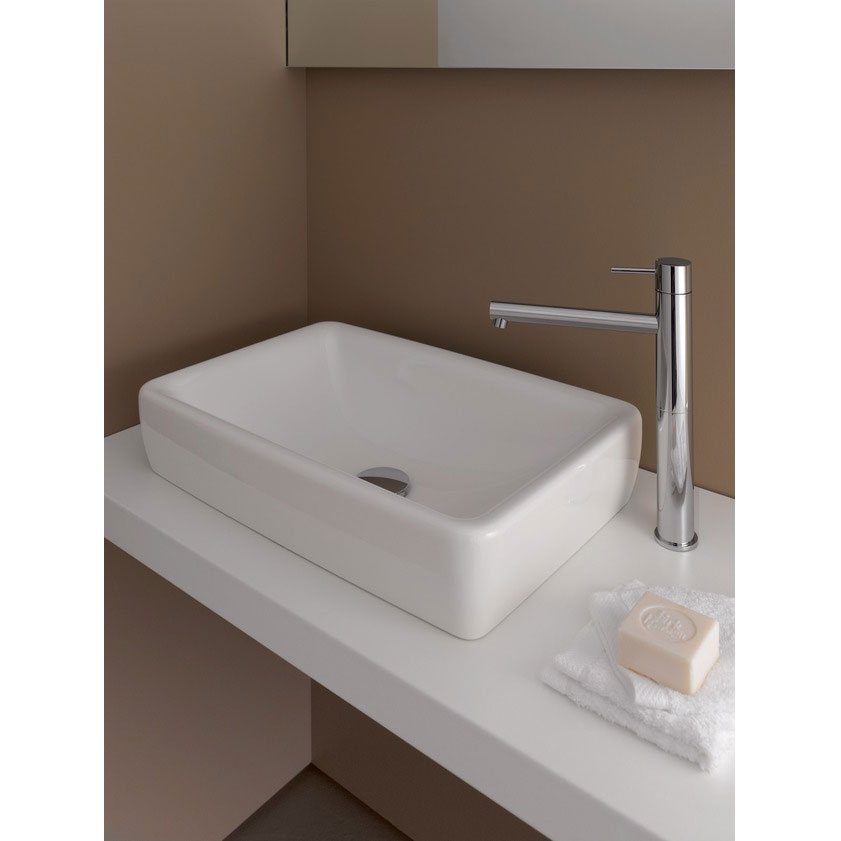 Laufen - Pro S 600mm Basin with Ground Base - 16952 profile large image view 2