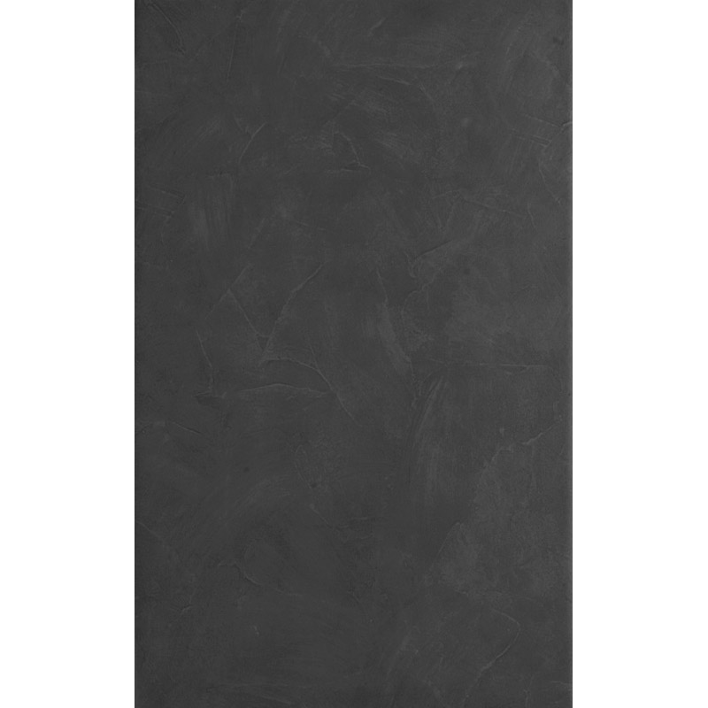 17 Taranto Matt Black Wall Tiles - 25 x 40cm Large Image