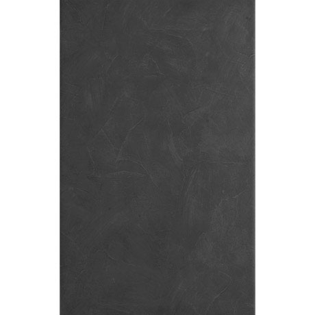 17 Taranto Matt Black Wall Tiles - 25 x 40cm